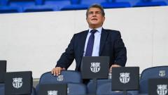 Лапорта вече е постигнал споразумение с бъдещия треньор на Барселона