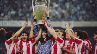 Сезон 1990/91: Лудата банда на Люпко, която шокира възпитаните европейци (ВИДЕО)