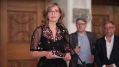 Захариева призова за общ фронт в борбата с фалшивите новини