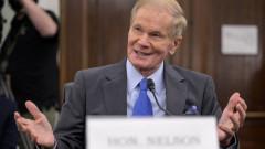 Сенатът на САЩ утвърди Бил Нелсън за директор на NASA