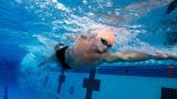 Първите очила за плуване с добавена реалност