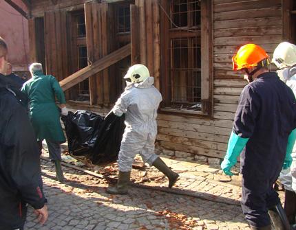 12 години затвор за созополския подпалвач Харакирито