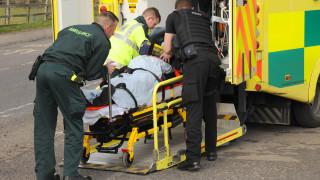 Шестима загинали при верижна катастрофа с шест автомобила във Великобритания