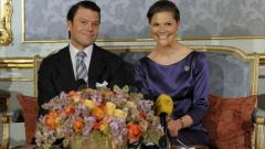 Принцесата на Швеция се омъжва