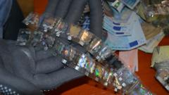 Спецагенти разбиха нелегална печатница за фалшиви документи