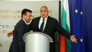 Борисов потвърди, че Груевски дори не е искал българско гражданство