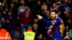 """Лионел Меси: Шампионска лига е """"черешката на тортата"""" във футбола"""