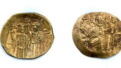 Откриха първа златна монета в средновековния град Лютица