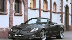 Carlsson с версия на Mercedes SL 63 AMG