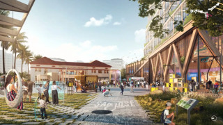 Google показа бъдещия си кампус с площ от над 300 декара