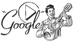 Гугъл с дудъл за Деси Арнас