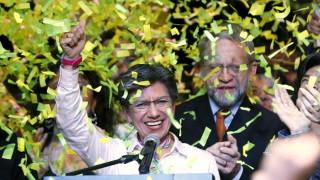 Столицата на Колумбия избра кмет лесбийка, която е и първата жена, кмет на Богота