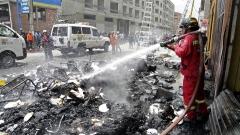 Шестима загинаха по време на протест в Боливия