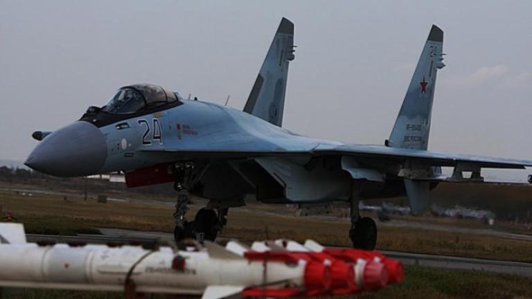 Египет купува 20 руски изтребителя Су-35 за $2 милиарда