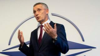 Столтенберг: НАТО не гледа на Китай като противник