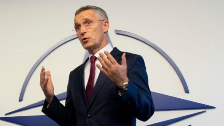 Столтенберг иска противодействие на Русия в Средиземно море