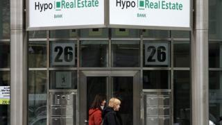 Hypo Real Estate се нуждае от пари от спасителния пакет