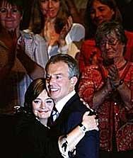 Блеър: Трудно е да си най-силният съюзник на Буш