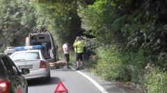 Шофьор на лека кола загина на място при катастрофа в Петричко