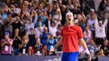 Денис Шаповалов може да пропусне Australian Open заради мръсния въздух