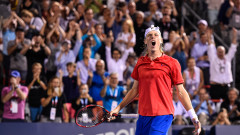 Денис Шаповалов спечели първа титла от ATP в Стокхолм