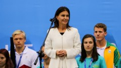Заместник-министър Ваня Колева участва в откриването на Световното първенство по кану-каяк