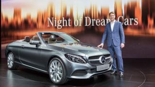 Ола Калениус ще бъде новият изпълнителен директор на Daimler