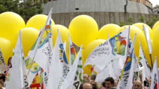 Стотици испанци протестираха срещу абортите
