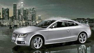 Показват спортен вариант на Audi A5
