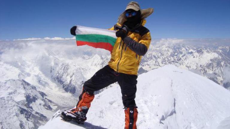 a8556039fec Боян Петров изкачи девети осемхилядник. Остават още пет - News.bg