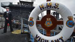 Деветима моряци от британска ядрена подводница отстранени за употреба на кокаин