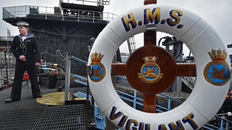 Забраняват на военните в британския флот да се друсат