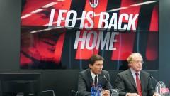 Леонардо: Дженаро Гатузо остава треньор на Милан