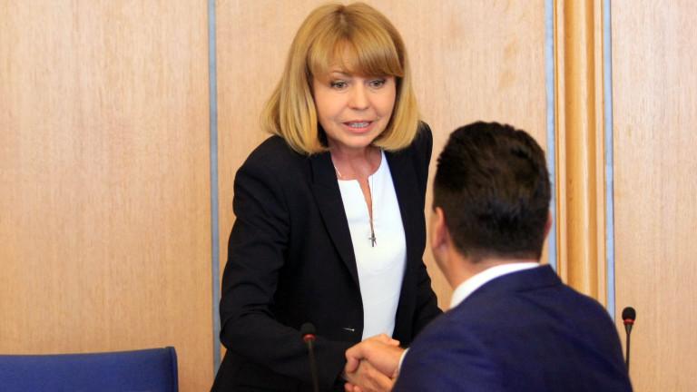 Фандъкова за Крусев: Всеки носи своята отговорност