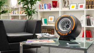 Pirelli пусна музикална гума за маниаци с пари