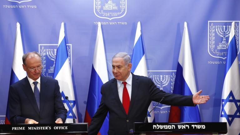 Израел няма да позволи на Иран да се сдобие с