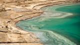 Защо направиха арт инсталацията от голи тела край Мъртво море