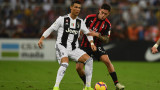 Ювентус - Милан 1:0, гол на Роналдо!
