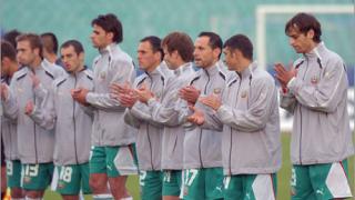 Националите с нови екипи за тренировка