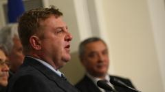Каракачанов не вижда проблеми в коалицията