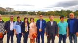 """Зам.-министър Ваня Колева даде старт на турнира """"Заедно за спортната акробатика"""""""