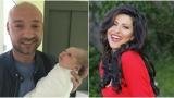 Фолк певицата Сиана роди момиче