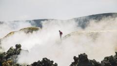 Вулканът Етна се събуди