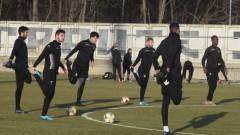 Футболистите на Локомотив (Пд) с първа тренировка в Белек