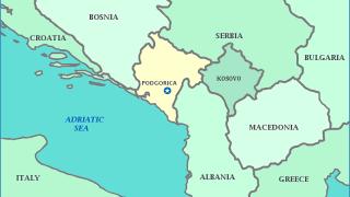Протест на майки в Черна гора