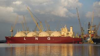 Американският газ достигна бреговете на Европа
