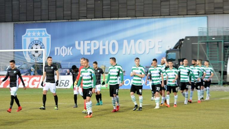 Бранителят на Черно море - Мирослав Енчев ще пропусне предстоящото