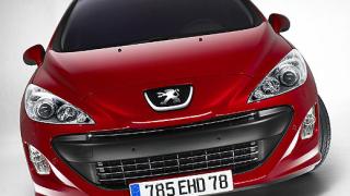 Пежо показва два модела 308 на автосалона в Женева