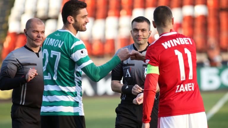 Волен Чинков ще ръководи мач от световните квалификации