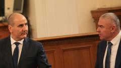 Цветанов защити политиката за мигрантите